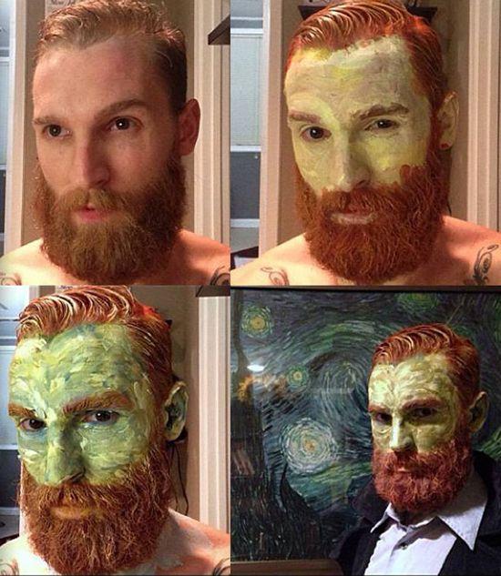 Wonderful Costume For A Red Beard Halloween Pinterest