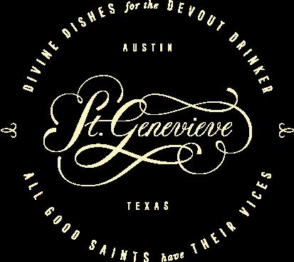 St. Genevieve – Upscale Austin Lounge