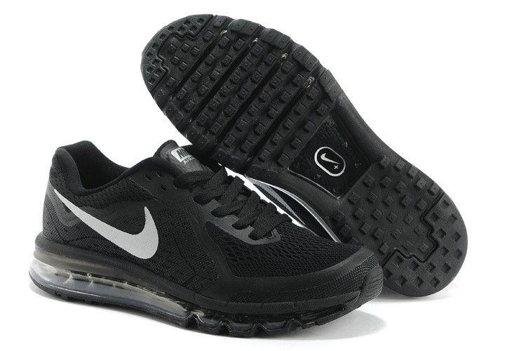 acd7cc0fb379 Boutique Nike Air Max 2014 Femme Chaussures Grise Noir Pas Cher En Ligne
