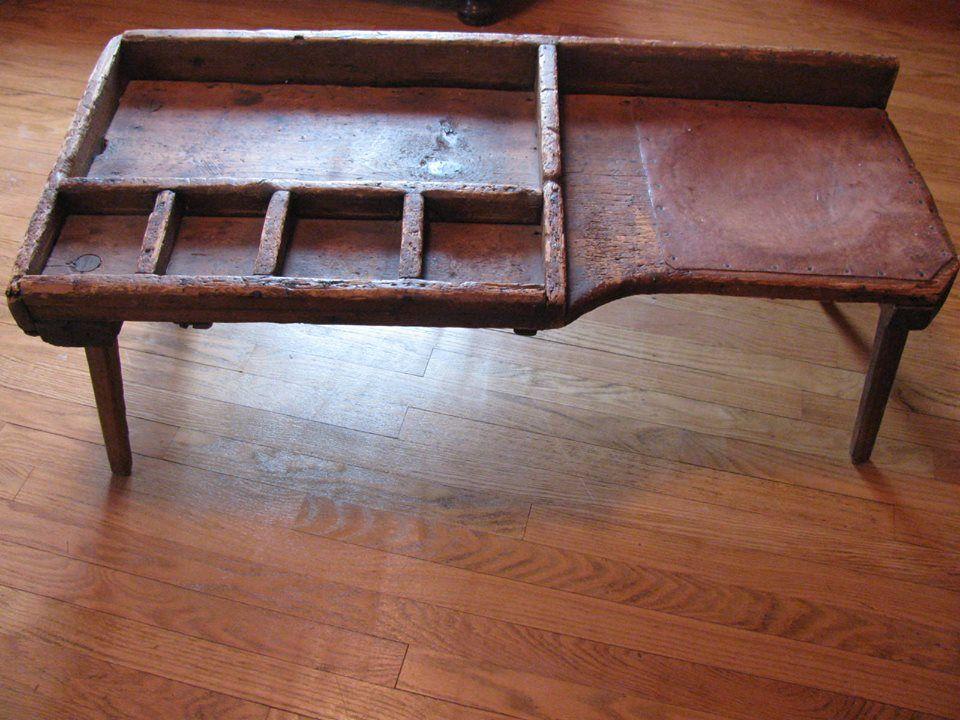 Cobblers Bench Primitive Antiques Primitive Furniture Primitive Decorating
