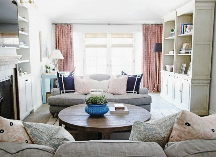 Elegant 85 Moderne Wandfarben Ideen F\u00fcrs Wohnzimmer 2016