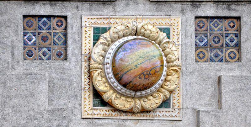 Bagno Balena 1900 Liberty With Images Art Nouveau Architecture