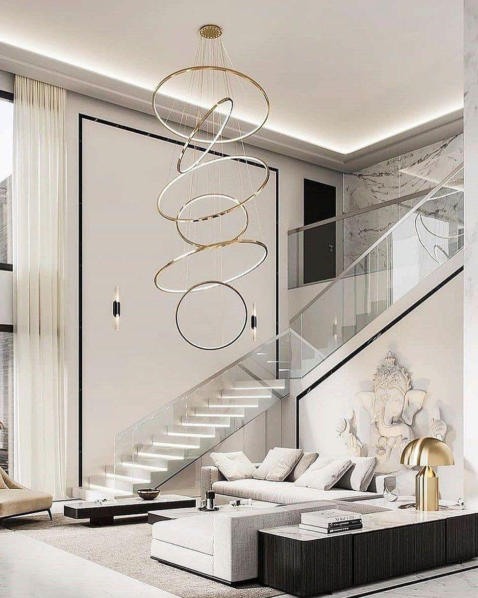 Mi Piace 1 437 Commenti 12 T H I Interiors Thehauteinteriors Su Instagram Lighti Living Room Design Decor Curtains Living Room Popular Living Room