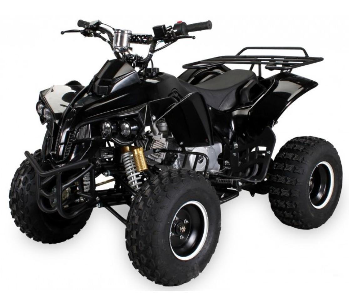 Quad 125cc Automatique Warrior E Start 8 125cc Quad Disque De Frein