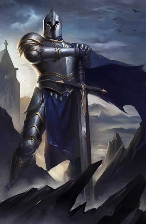 blue knight watchman norse celtic myths and arthurian