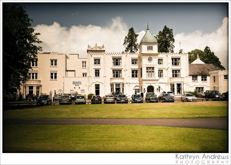 Hampshire Wedding Venues The Legacy Botleigh Grange Hotel