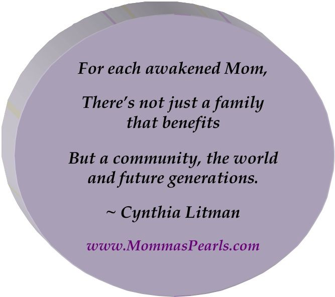 Love holding a space with my Mommas Pearls for others to shine!