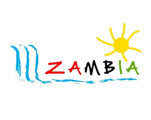 Zambia Tourism Logo Logo Design Love Tourism Logo Victoria