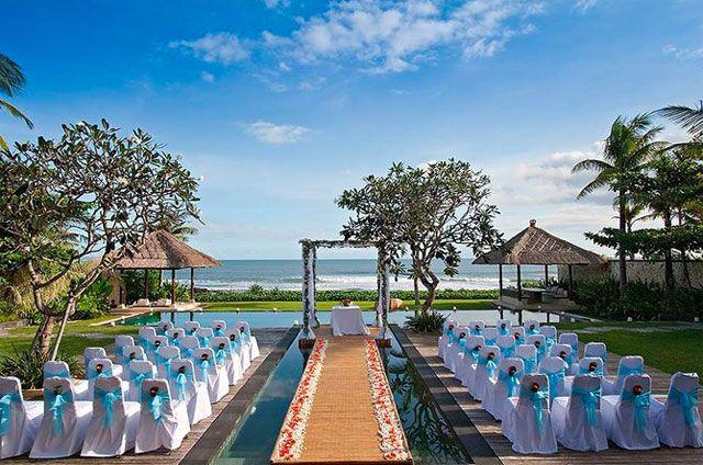 Luxury Wedding Venue With Private Beach: Pantai Lima Is A Top Beach Wedding Venue In Bali