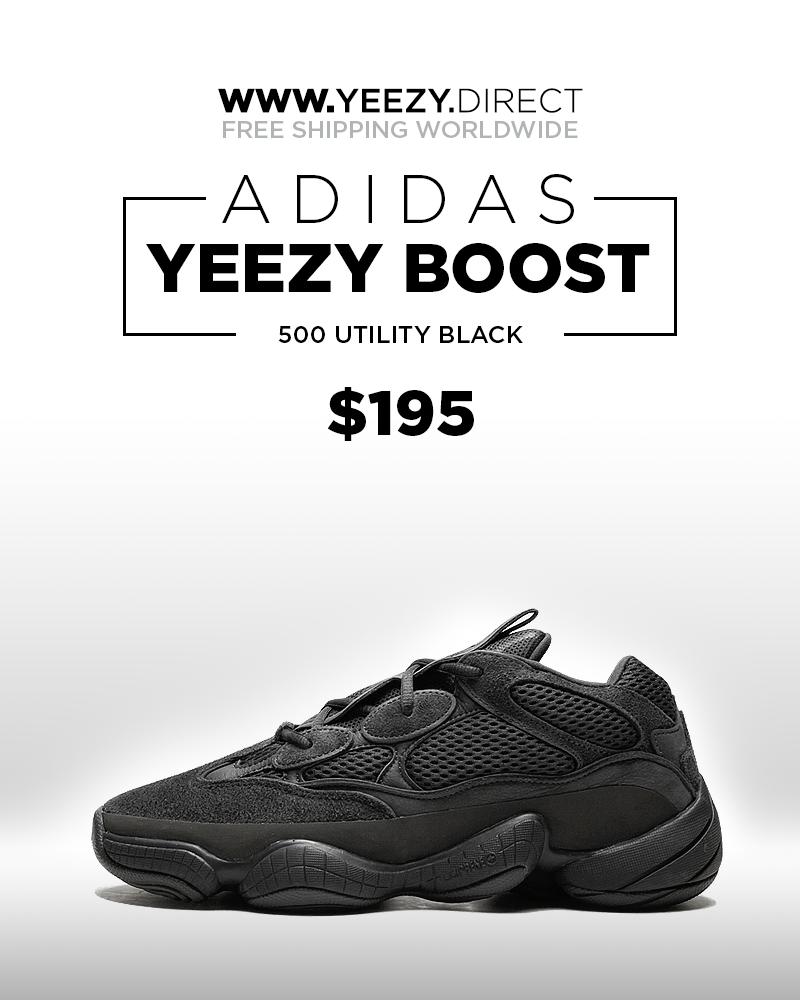 1c0697766fa5f Adidas Yeezy Boost 500 Utility Black  adidasyeezy  yeezy  yeezyboost   yeezydirect  adidas