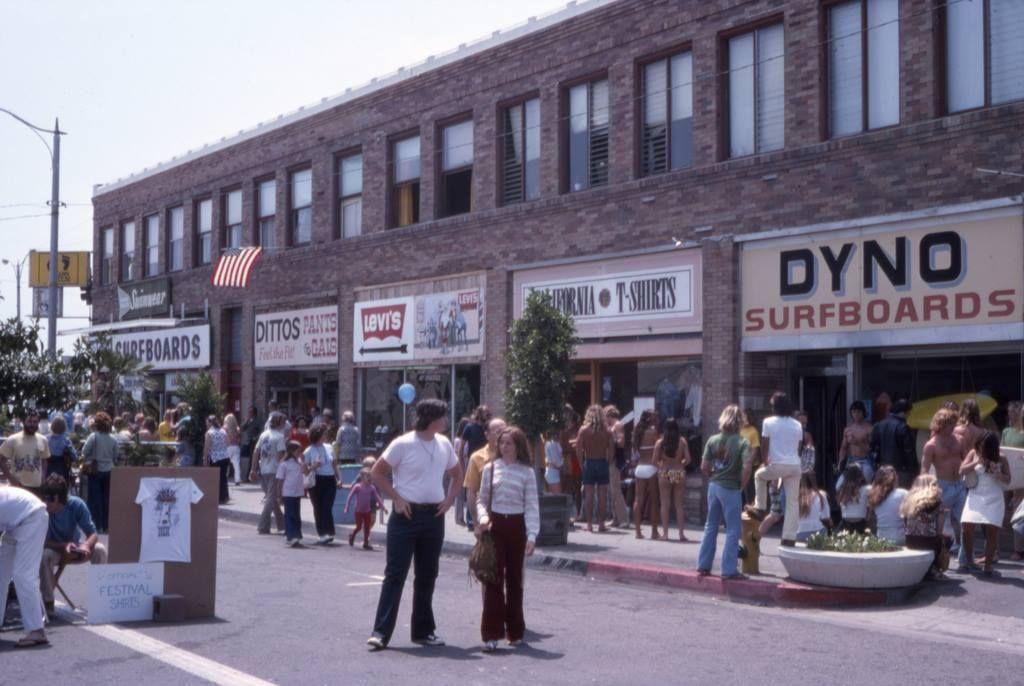 Main Street In Huntington Beach Ca 1975 It Was A Simpler Time Www Jeffreymarkell Orangecountyrealtor Jeffforhomes Luxury