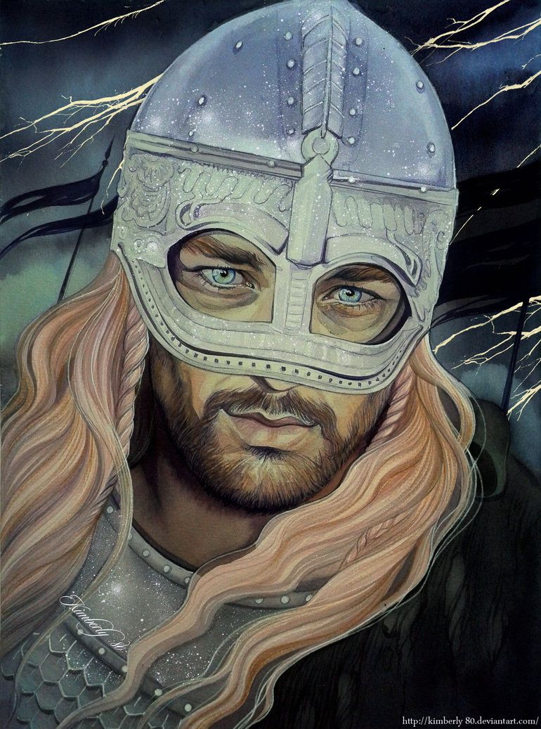 Hador the Goldenhaired by kimberly80 on deviantART