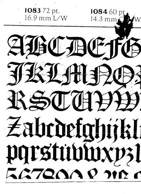 Old english letters pinterest english alphabet old english alphabet a z recent photos the commonstty collection galleries world map app gumiabroncs Choice Image