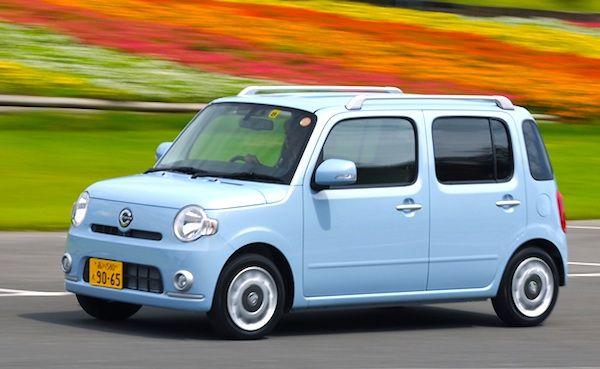 Daihatsu Kei Car 軽