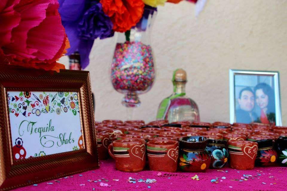 4f28308ae2f Mexican Fiesta Bridal Wedding Shower Party Ideas in 2019