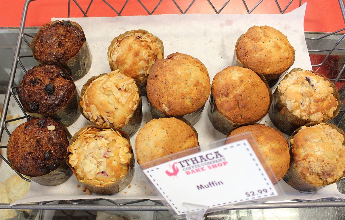 mmmmm....muffins!