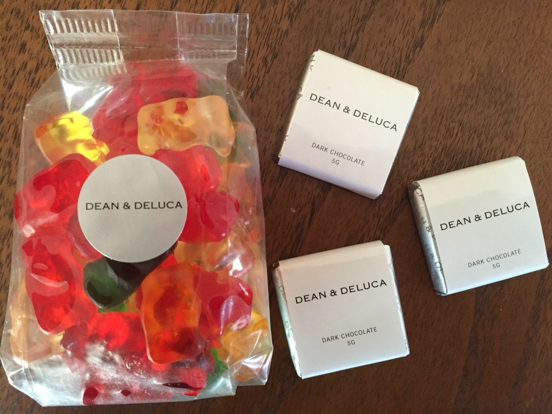 Dean And Deluca Sweet Treats Takeout Container Treats