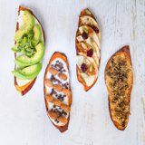 Try Sweet Potato Toast 4 Ways to Switch Up Your Breakfast Routine