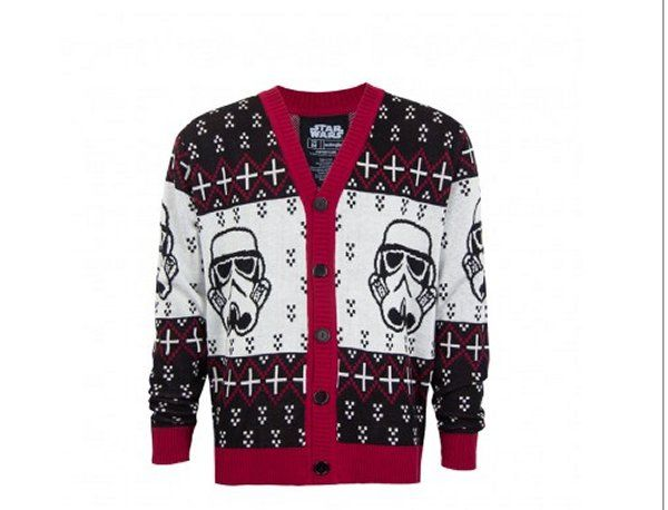 Join me on my search for the best Star Wars Ugly Sweater! | Star ...