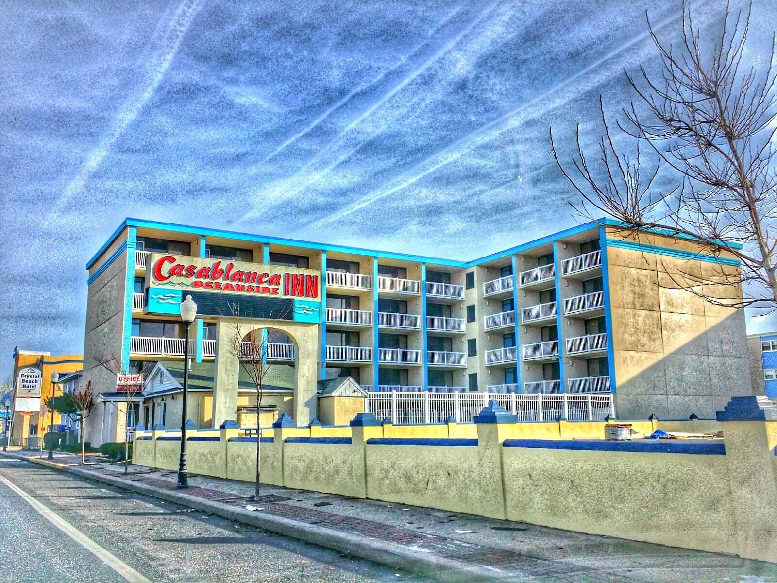 Iconic Beach Motels And Landmarks Of Ocean City Maryland Ocean City Ocean City Maryland Ocean