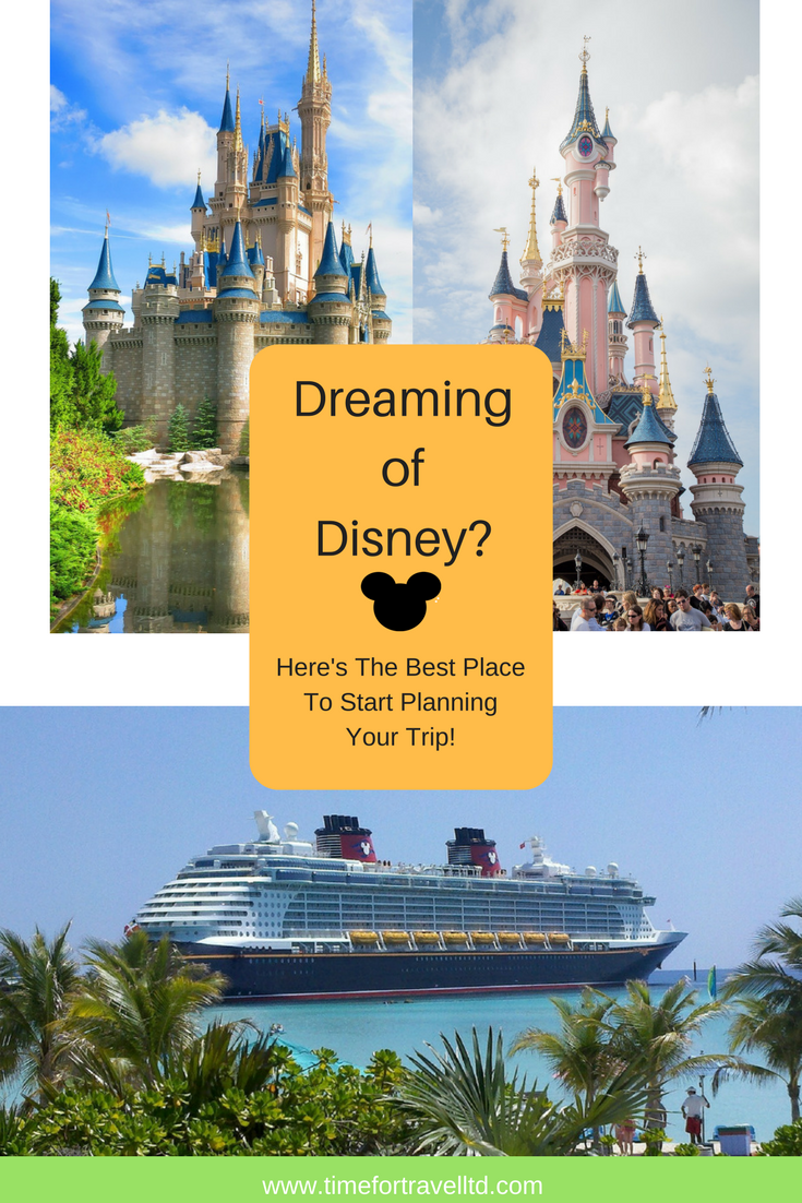 Let a certified Disney Travel Agent help you plan your ...