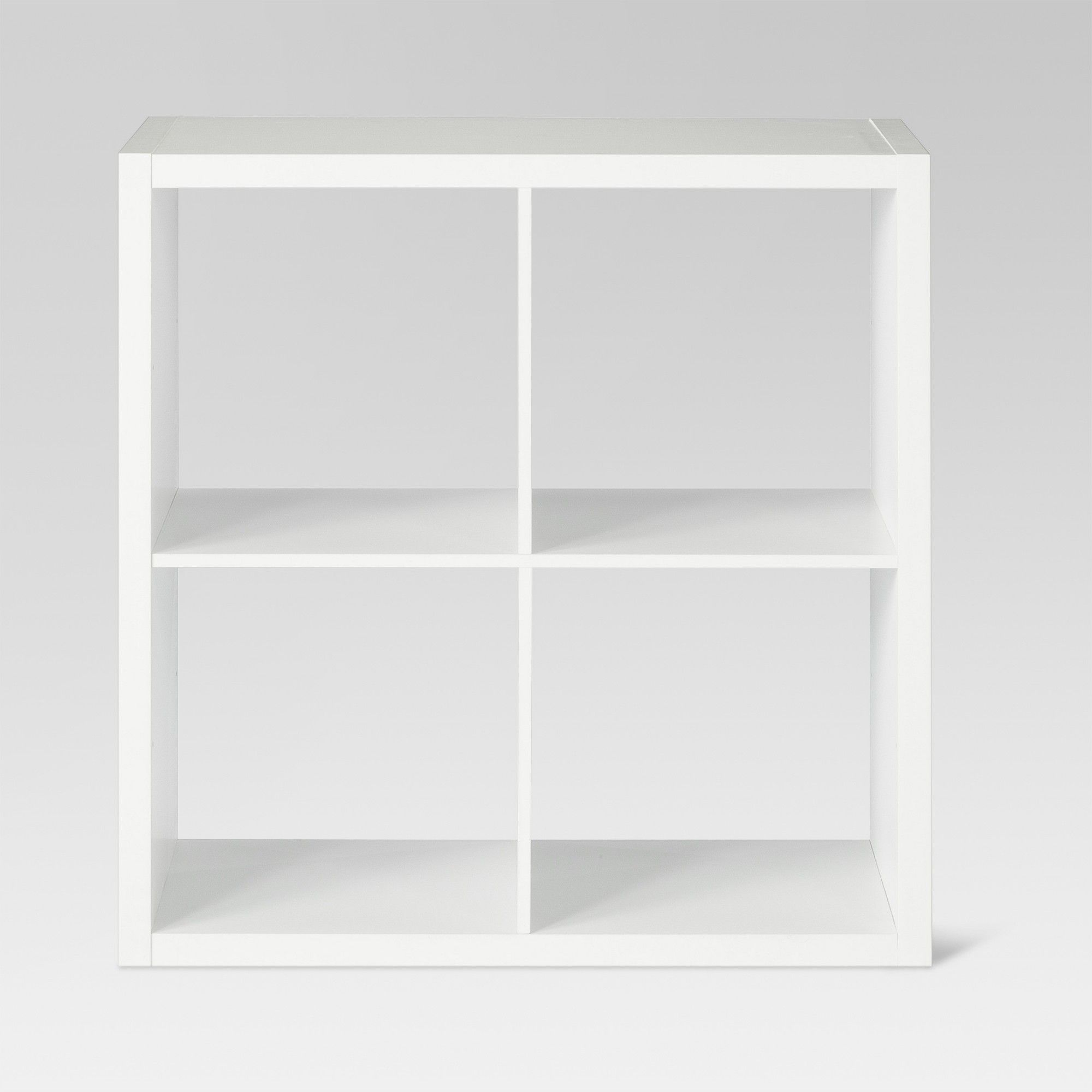 4 Cube Organizer Shelf White 13 Threshold Cube Organizer 4 Cube Organizer Cube Storage