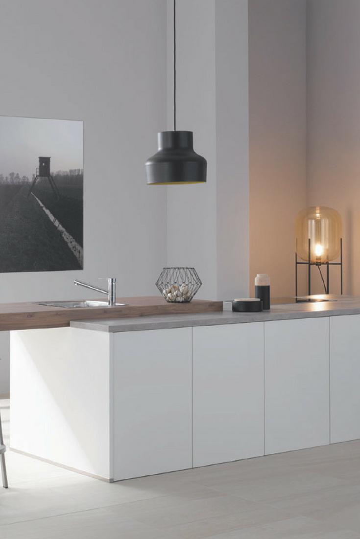 Weiße Küchen  Ideen und Bilder für Küchen in Weiß  bevorzugt