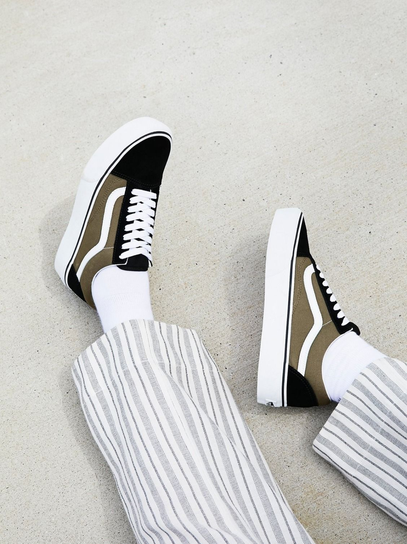Old Skool Platform Sneaker | Trendy womens sneakers