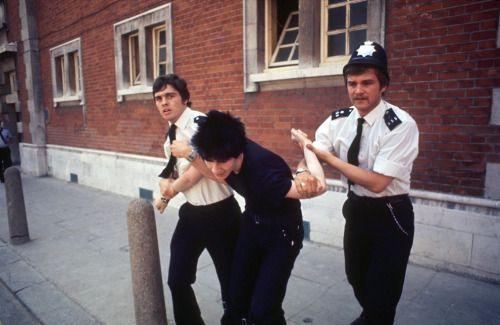 London, 1977. REX USA/PAUL REVERE https://www.facebook.com/bananametallurgica