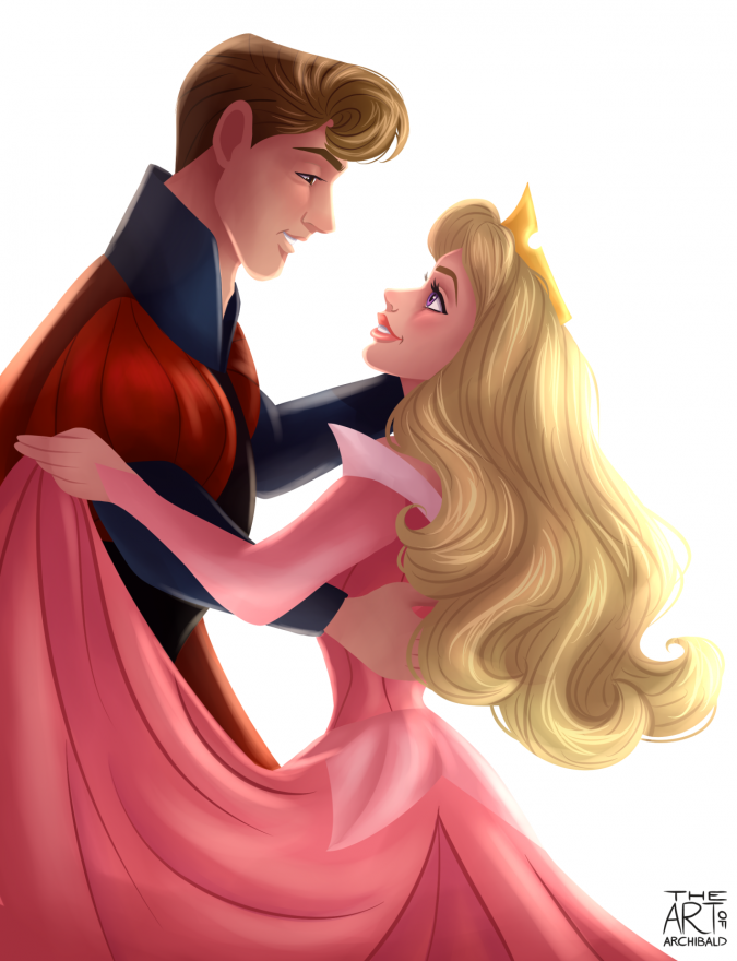 Facebook   Sleeping Beauty   Disney, Disney couples, Aurora disney