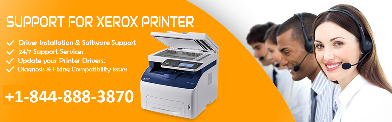Dial Toll Free Number To Xerox Printer Customer Support Service