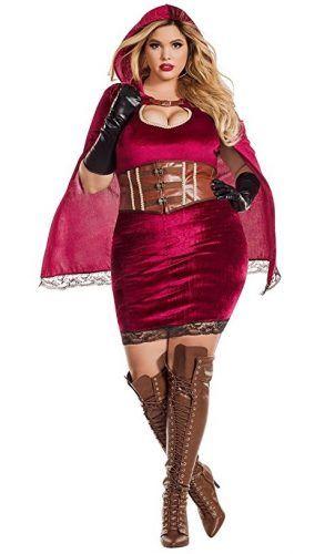 Sexy Costume Plus 28