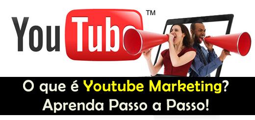O que é Youtube Marketing?