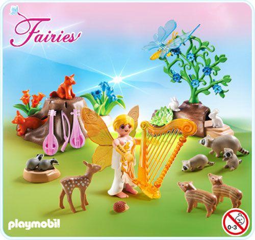 Playmobil Fairies @Love4Kidz