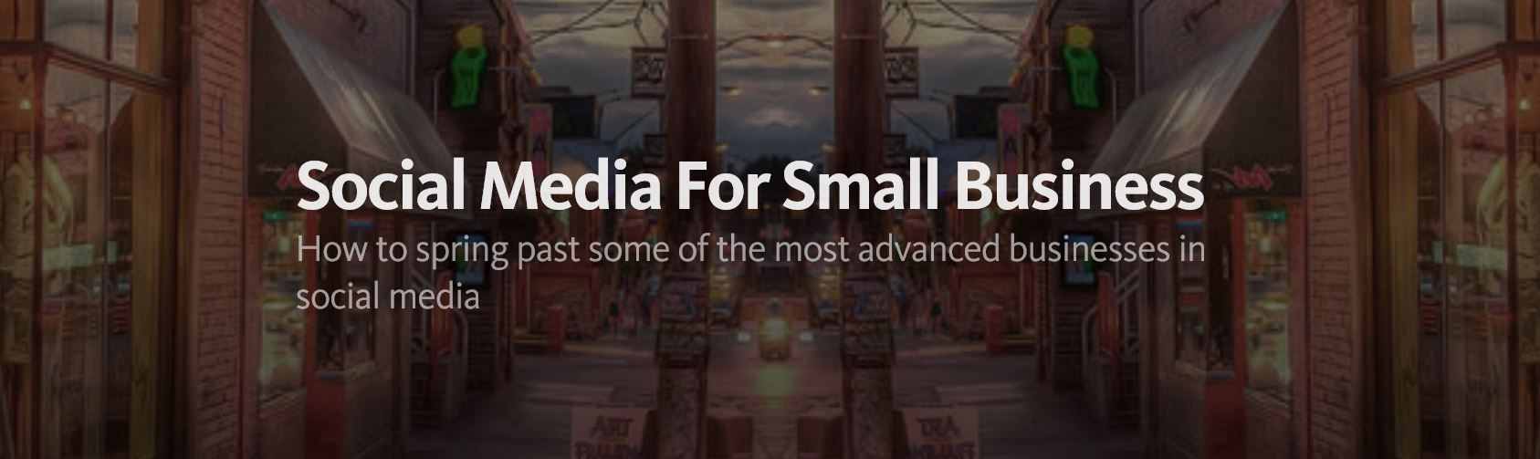Social Media For Small Business   #SocialMedia #SmallBiz