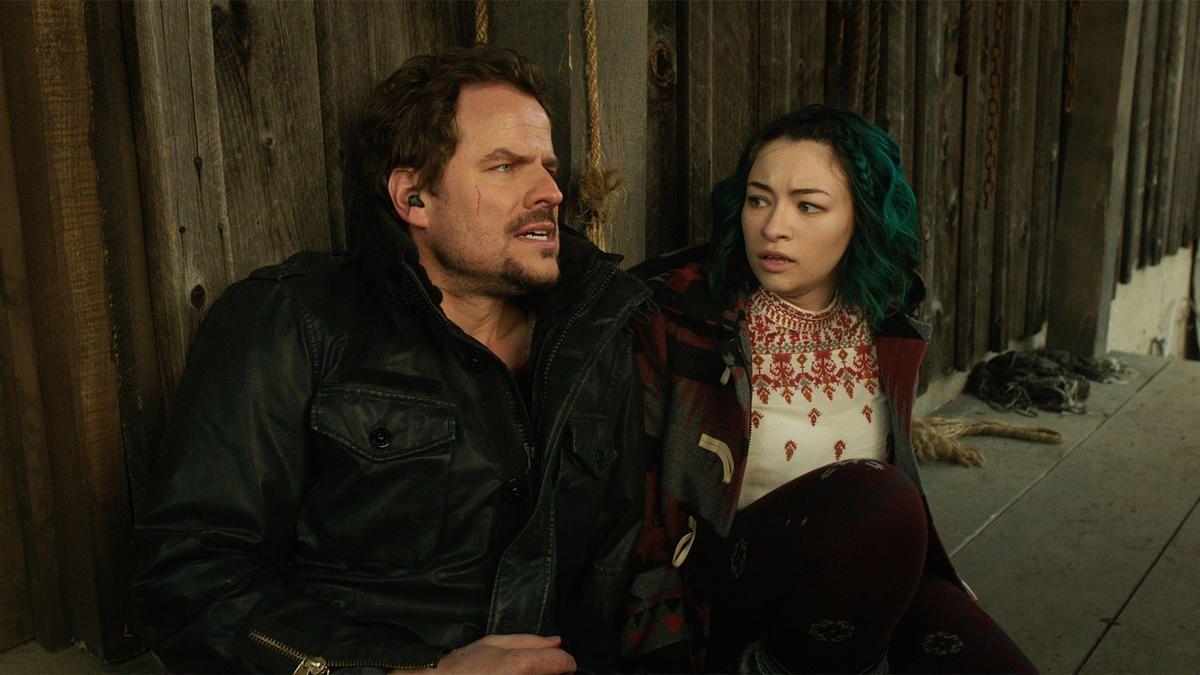 Fun Facts Season 2 Episode 11 Dark Matter Tv Series Dark Matter Tv Dark Matter