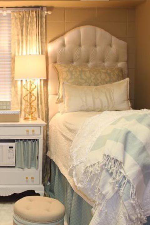 13 dorm room ideas that ll make a small space feel like home dorm rh pinterest com