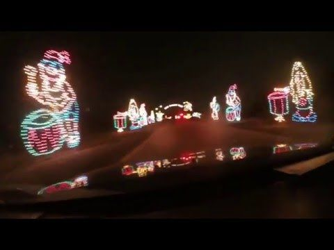 jones beach christmas light show xmas dec 11 2015 - Jones Beach Christmas Lights