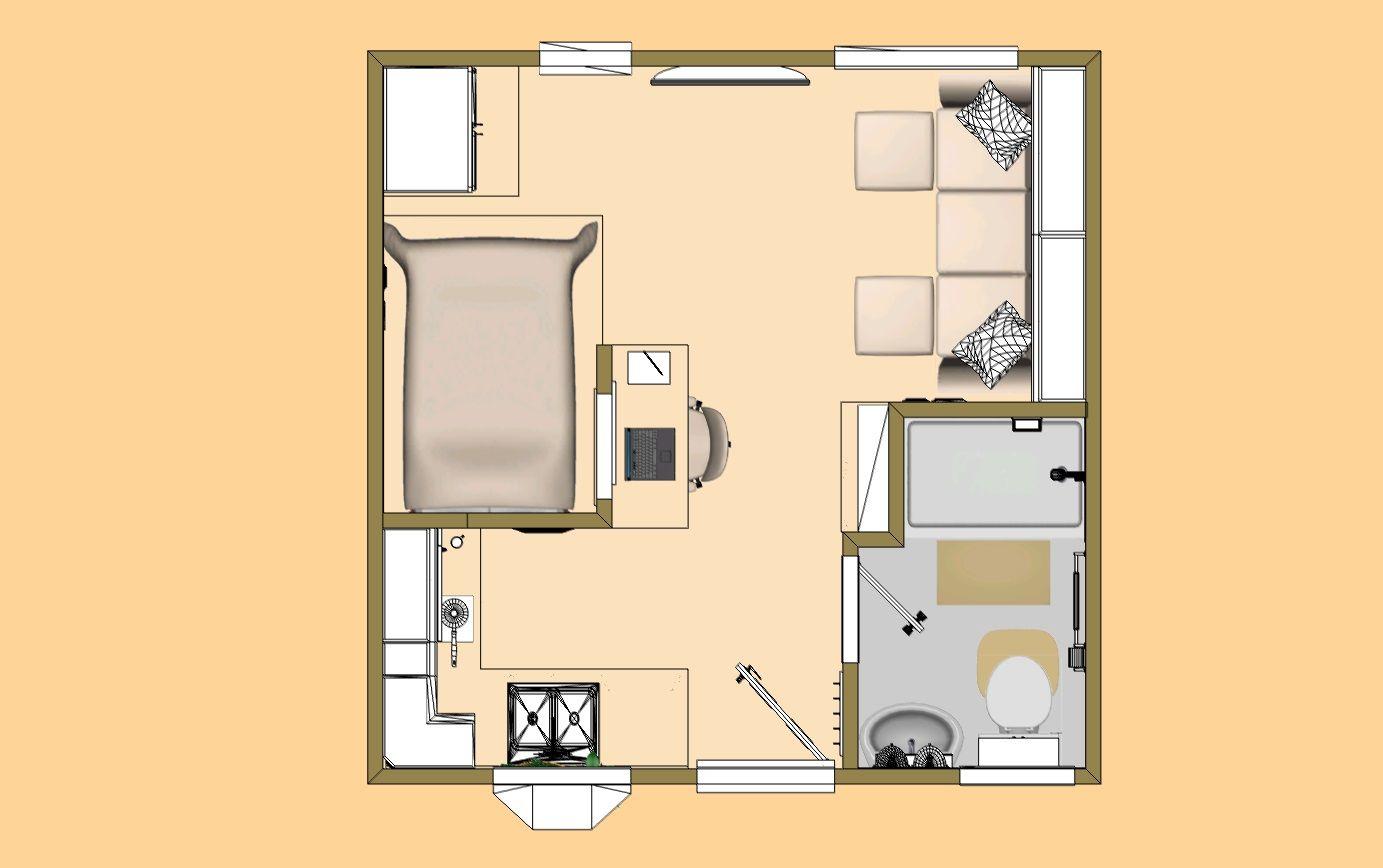 the 16 x16 256 sq ft treasure chest s xxl floor plan small rh pinterest com