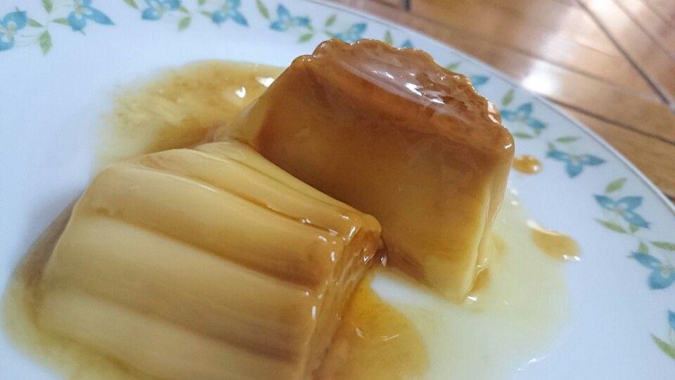 كريم كراميل من دانيت Foodie Food Desserts