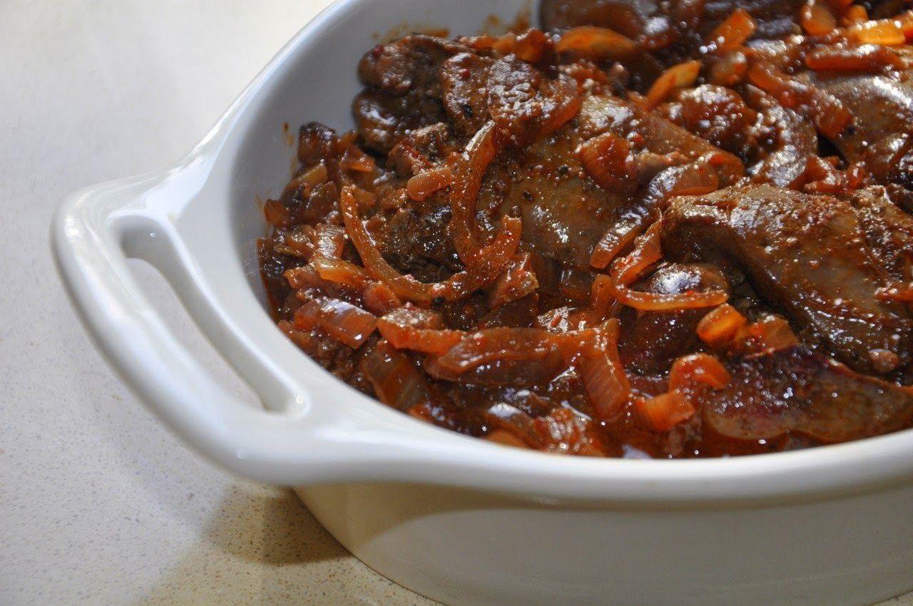 Chicken livers in red wine recipe httpeasy lunch recipes italian food recipes chicken livers forumfinder Gallery