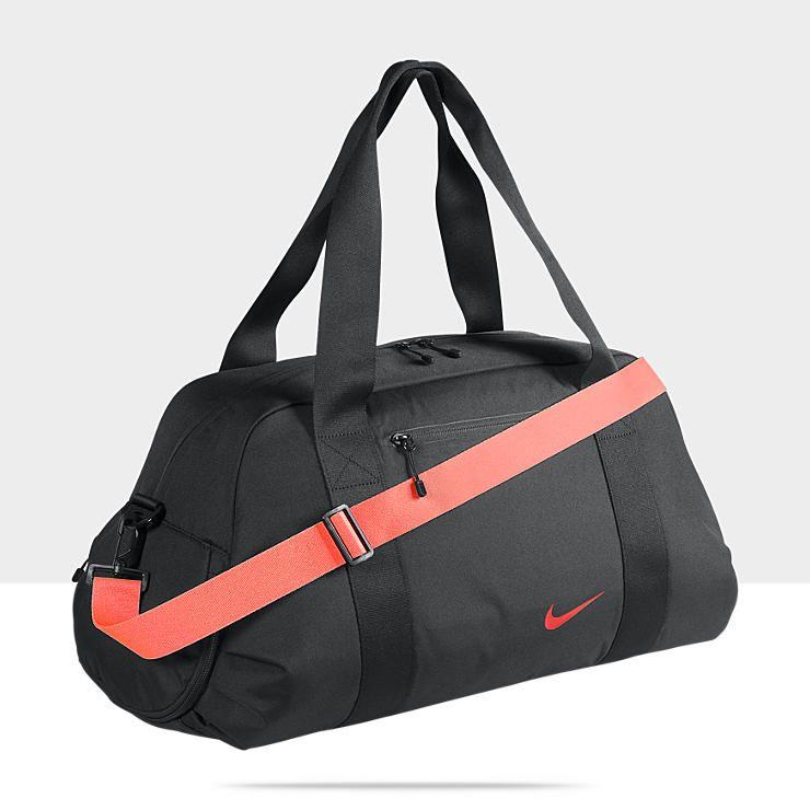 A cute gym bag.