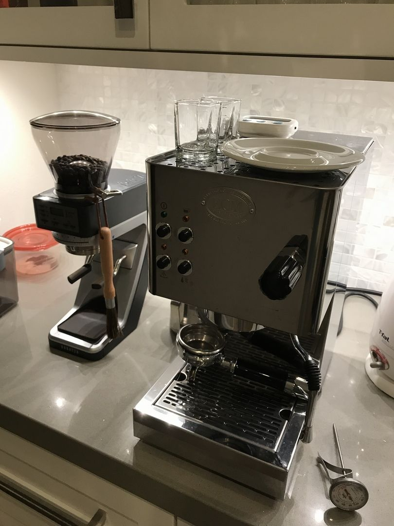 ECM Casa V SemiAutomatic Espresso Machine in 2020