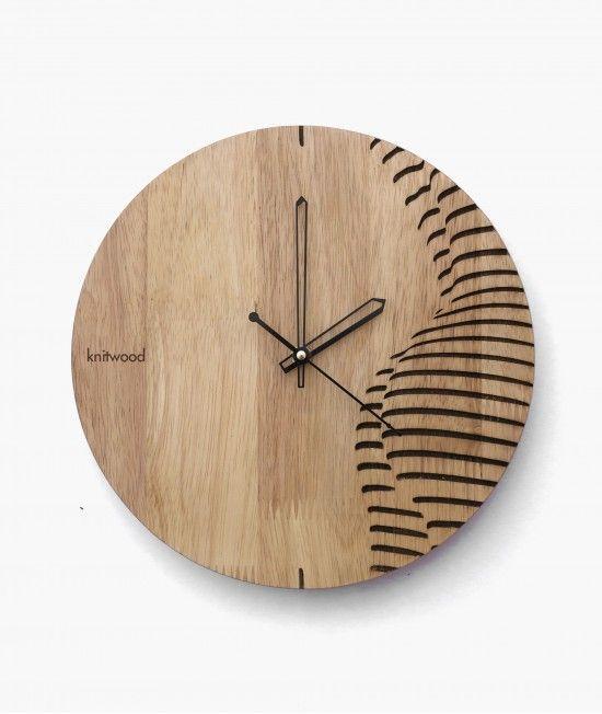 Neotric E Clocks Pinterest Clocks Wooden clock and Wall clocks