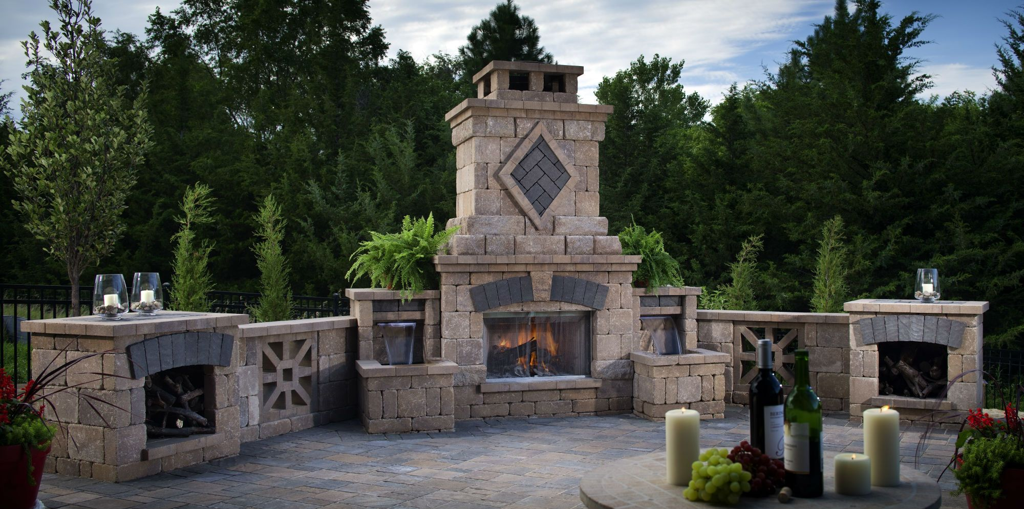 Fire Pit Outdoor Fireplace Accessories Guide Outdoor Fire Pits