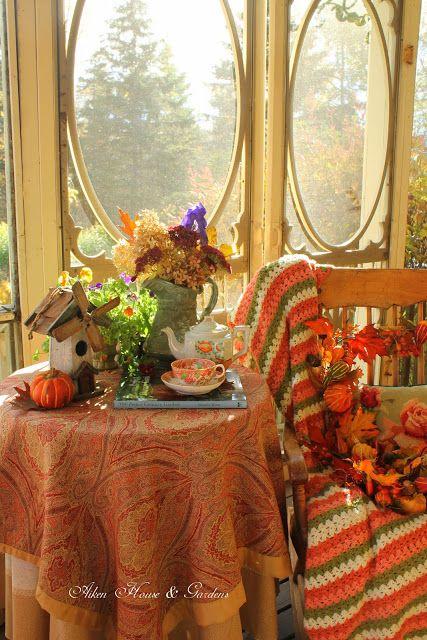 Aiken House & Gardens: Placeres del otoño