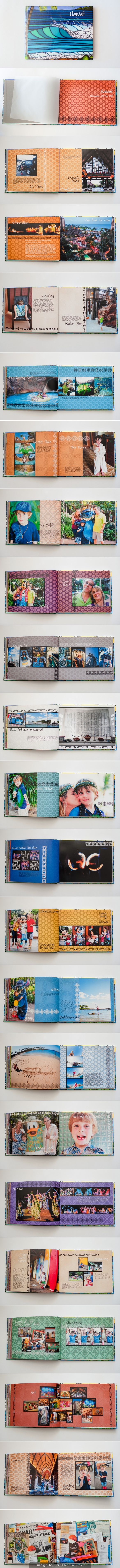 Travel Photo Book - Disney Aulani