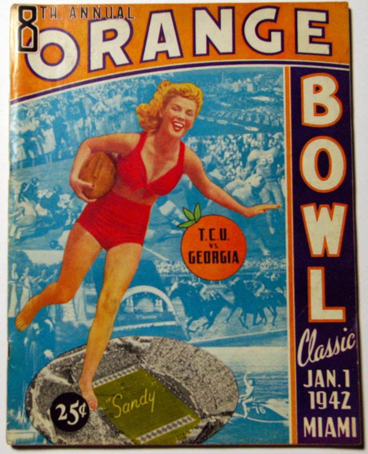 Pin On Bowl Games