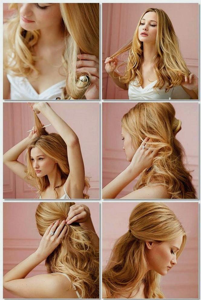 frisuren fur halblange haare perfekte frisuren dirndl frisuren ...