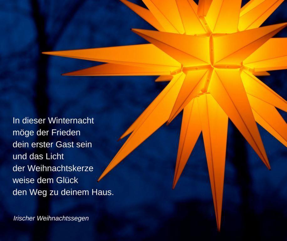 Frohe Weihnachten Irisch.Grüße Zu Weihnachten Mit Irischem Segen Advent Grüße Zu